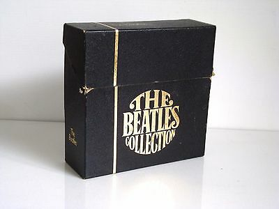 "The Beatles 7"" Singles Collection x24 World Records Collectors Mail Order c1976"