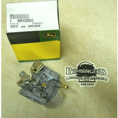 John Deere Carburetor Kit - AM128892 M97278 - Gator 4X2