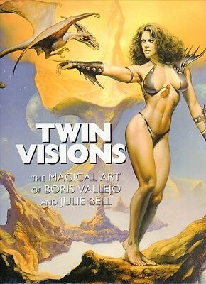 Twin Visions Boris Vallejo and Julie Bell/Fantasy Art/2002 Thunder's Mouth Press