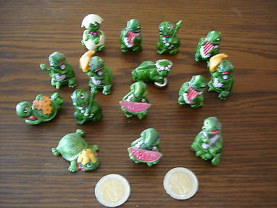 Tortue Kinder Lot 15 Tortue  Collection