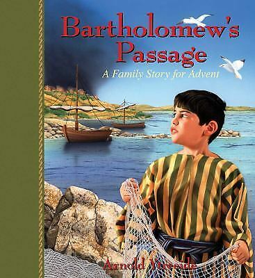 Bartholomew's Passage: A Family Story for Advent (Paperback or Softback)