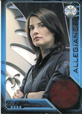 Agents Of Shield Season 1 Allegiance Chase Card FF15 Maria Hill