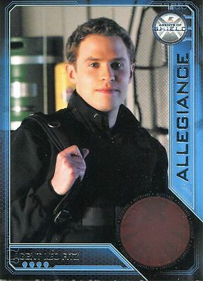 Agents Of Shield Season 1 Allegiance Chase Card FF05 Leo Fitz