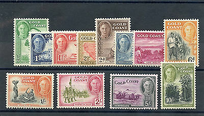 GOLD COAST Sc 130-41(SG 135-46)**F-VF NH $200
