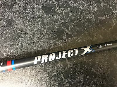 NEW UNCUT CALLAWAY HYBRID SHAFT- PROJECT X LZ 58g 6.0 STIFF FLEX .370""