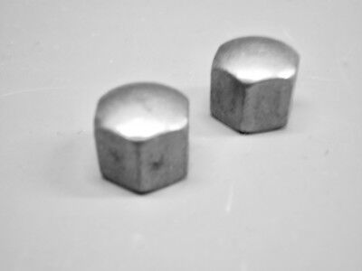 Stainless steel V2A Hexagonal cover nuts low DIN 917 M3 M4 M5 M6 M8 M10 M12 mm