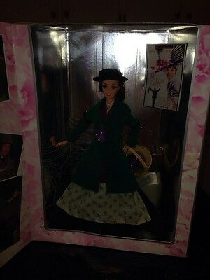 Mattel Hollywood Legends Collection Barbie As Eliza Doolittle in My Fair Lady