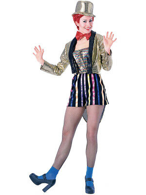 Womens Rocky Horror Picture Show Columbia Costume