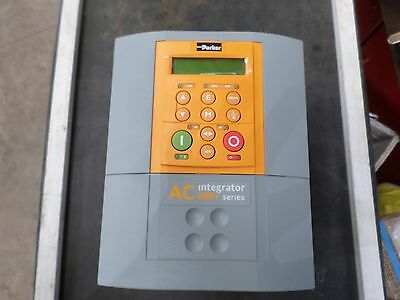 Parker AC intergrator 690 variable Frequency drive  frame B Controller