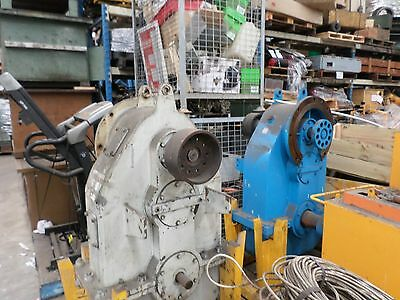 Helical Speed Decreaser Don Cameron Engineering Serv Gear Assembly #k