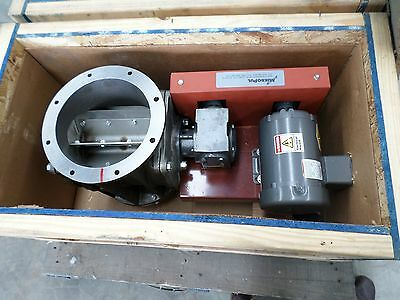 MIKRO PULSAIRE ROTARY AIRLOCK 8inch unit