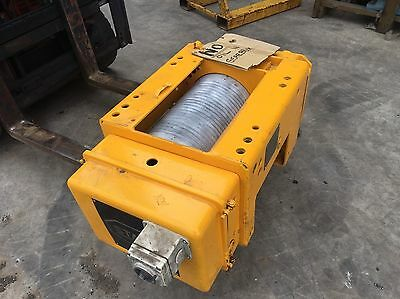 Stahl Cable Hoist Reel Assembly Overhead Crane Reel #b