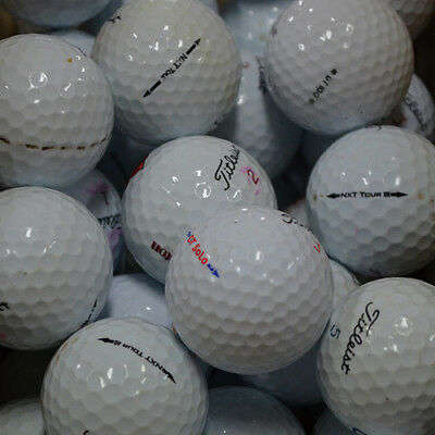 Assorted Titleist Practice Golf Balls - Multiple Quantities Available