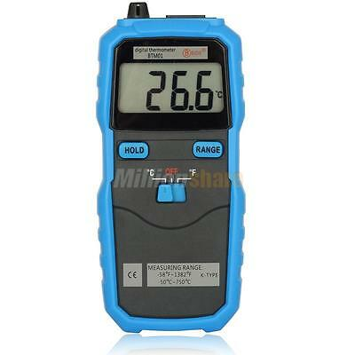 BSIDE BTM01 K Thermalcouple Probe Digital Temperature Thermometer Meter Tester