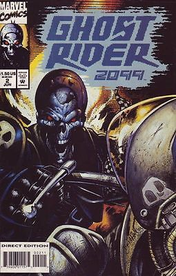 Ghost Rider 2099 #2 VF/NM 1994 Marvel Comic Book
