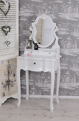 Vintage Dressing Table White Dressing Table Dressing Table Shabby Chic