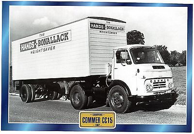 COMMER  CC15                 Glossy   Picture (T658)