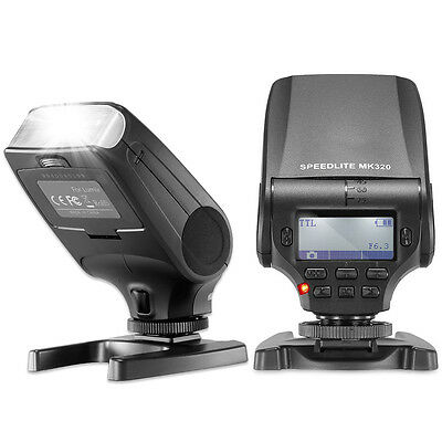 Neewer NW320 TTL Flash Speedlite for Panasonic Lumix DMC GF7 GM5 GH4 GM1 GX7 G6