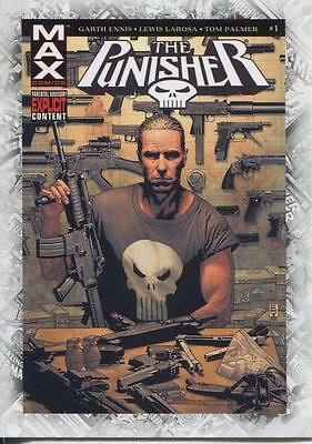 Marvel Beginnings Series 2 Breakthrough Chase Card B-84 Punisher Vol.6 #1