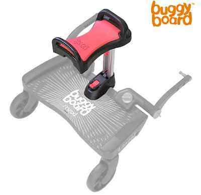 Lascal BuggyBoard Saddle  in Red - Universal Seat for Pushchairs - Brand New