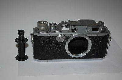 Canon-IVSB (4sb) Vintage Japanese Rangefinder Camera. Serviced. 130166. UK Sale