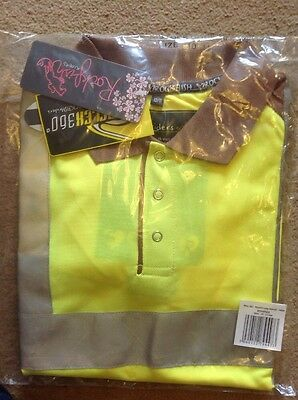 Rockfish Riders High-vis Polo Shirt
