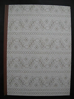 LACEMAKING BY DIAGRAM by JOHANNE NYROP-LARSEN