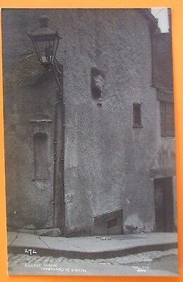 FRED LITTLE RP Postcard c.1910 ANCIENT SHRINE TRENCHARD STREET BRISTOL