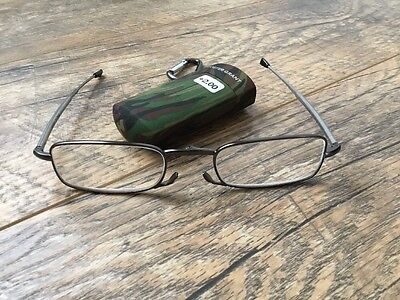 foster grant reading glasses Gideon +2.00 , Limited Edition Camo Case