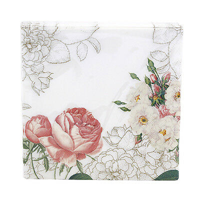 Blossom and Brogues Floral Napkins Floral Tea Party