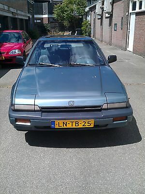 Honda accord aerodeck EX 2.0i 4W ALB automaat 1988  loop of sloop