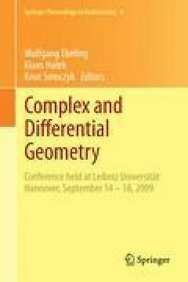 Complex and Differential Geometry [Springer-Verlag GmbH]