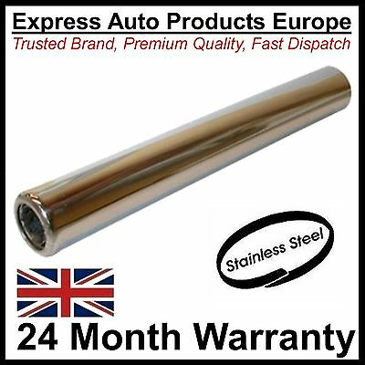 T1 1303 Tailpipe Tail Pipe Polished Stainless Steel