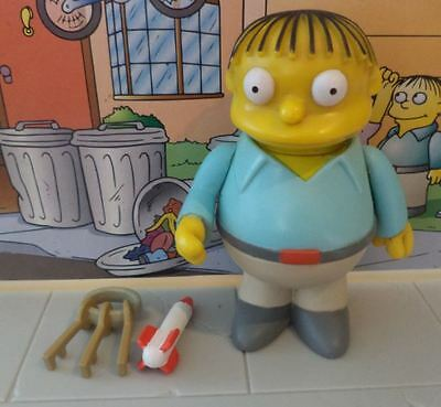 WOS simpsons figure RALPH WIGGUM action loose