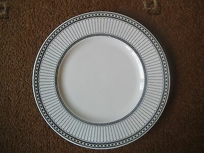 "WEDGWOOD ~ COLONNADE Bone China England  R 4340  10.75""  DINNER PLATE"