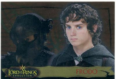Lord Of The Rings Evolution Evolution A Chase Card 9A