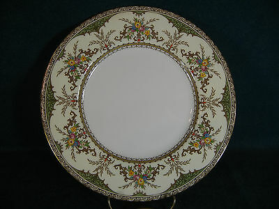 Minton Chatham Green Pattern Number S123 Dinner Plate(s)