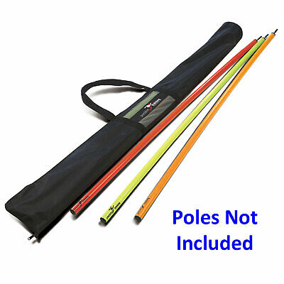 Precision Training 12 Boundary Pole Carry Bag - Holds 12 x 1.7m Poles