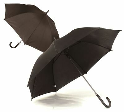 Gents Umbrella Golf Umbrella Large Auto Open Rain & Wind Resistant For Men