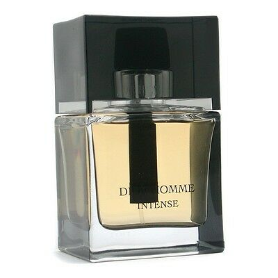 Christian Dior Dior Homme Intense EDP Spray (New Version) 50ml Men's Perfume