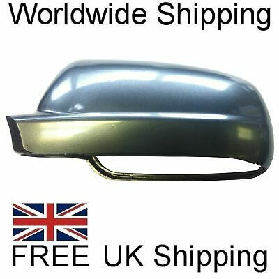 Door Wing Mirror Cover LEFT VW Golf Mk4 Platinum Grey LD7X