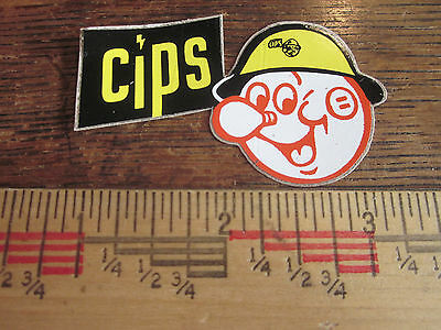 Vintage CIPS Ready Kilowatt Sticker Unused