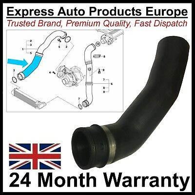 Intercooler Turbo Hose part BMW 11617786865 or 1162247325