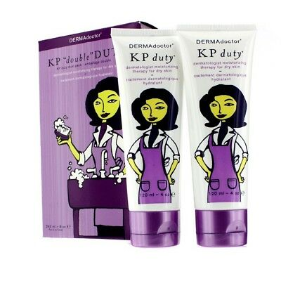 DERMAdoctor KP 'Double' Duty Duo Pack - Dermatologist Moisturizing 2x120ml