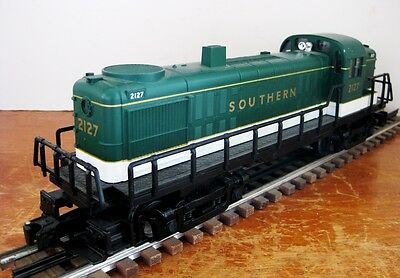 Lionel No.6-28822 Southern RS-3 Diesel Locomotive w/Owner's Manual - NICE!