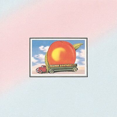 The Allman Brothers Band ~ Eat A Peach ~ NEW CD    (SENT SAME DAY)