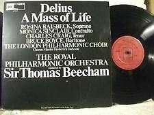 Delius: A Mass Of Life (Royal Philharmonic) : Sir Thomas Beecham
