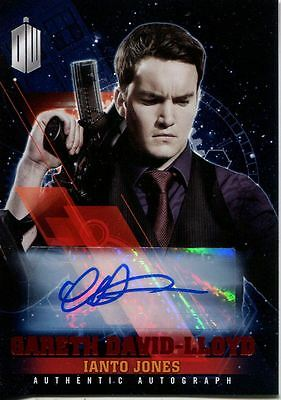 Doctor Who Timeless Red Parallel [##/10] Autograph Card Gareth David Lloyd