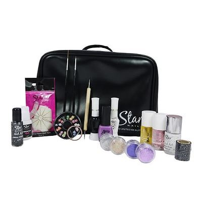 Star Nails Nail Art Starter Kit Student Professional Manicure Supplies College