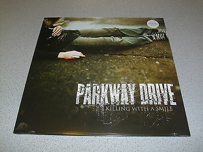PARKWAY DRIVE - Killing With A Smile - 180g LP Vinyl // New // DLC